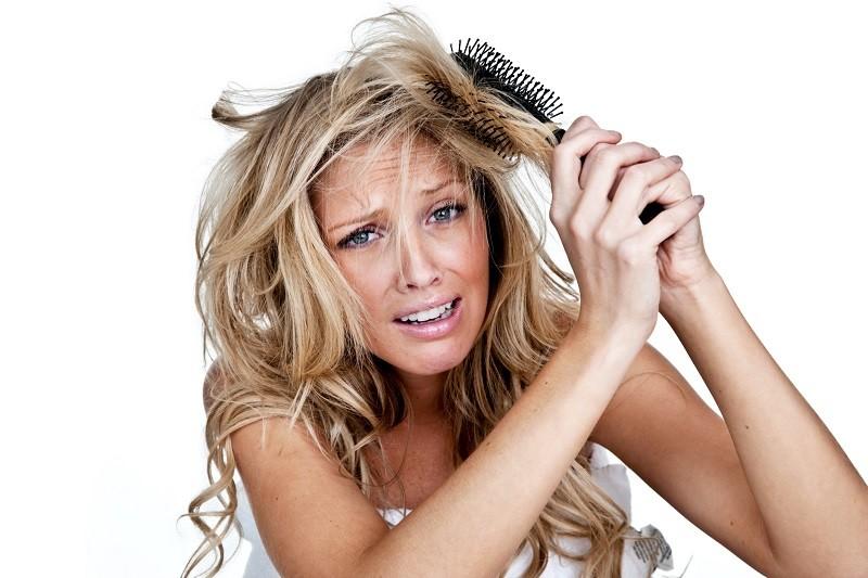 Как укротить непослушные волосы