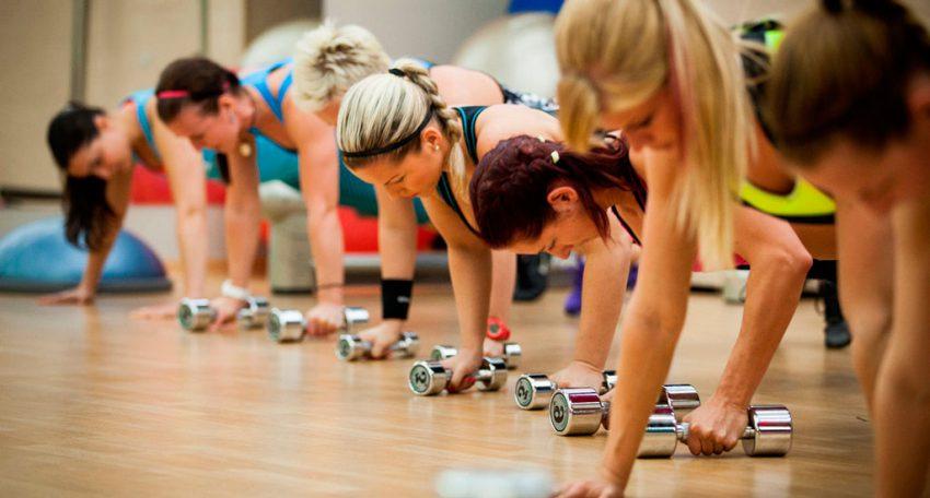 Табата упражнения для похудения - 4 минуты в день