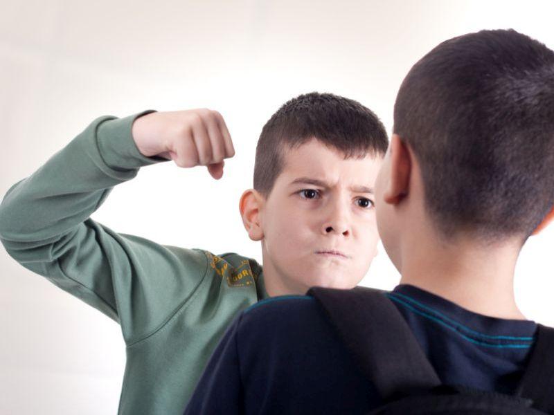 Агрессивное поведение - признак развивающейся девиантности