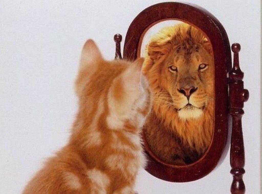 Сомневайся в ком угодно, но только не в себе