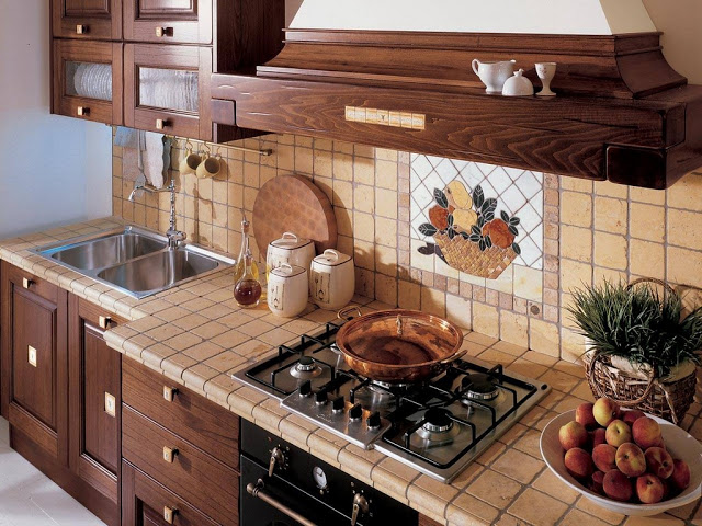 Кухонный фартук – выбираем лучший