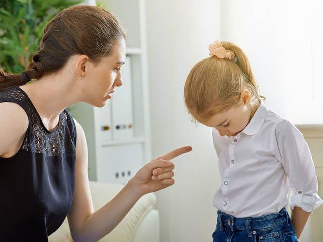Наказания в воспитании ребенка