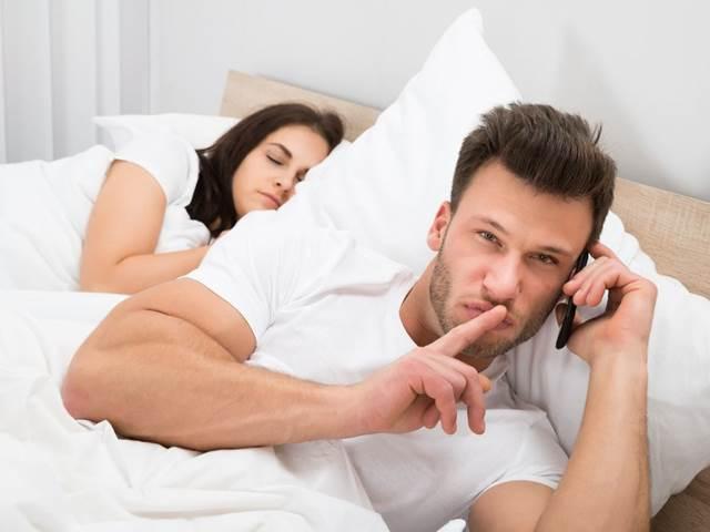 Почему изменяет муж?