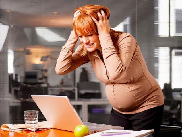 Раздражительность во время беременности. Причины